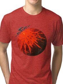 Exterminatus Plain Tri-blend T-Shirt