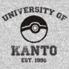 University of Kanto by ScottW93