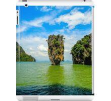 James Bond Island - Thailand iPad Case/Skin