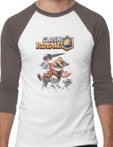 Clash Royale Men's Baseball ¾ T-Shirt