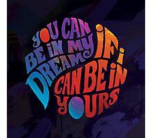 Dream Peace Photographic Print