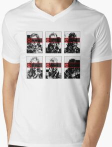 The Patriots (MGS4 SPOILERS) Mens V-Neck T-Shirt