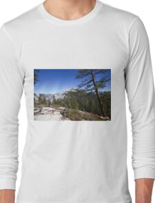 Falls trail Yosemite national Park,  Long Sleeve T-Shirt