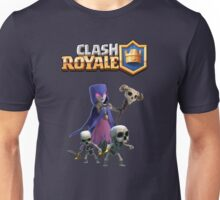 Clash Royale Witch Unisex T-Shirt