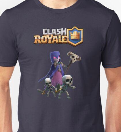 Clash Royale Witch Unisex T-Shirt