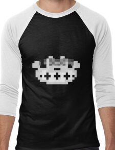 Tron Kong - Federation 3  Men's Baseball ¾ T-Shirt