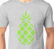 Green Pineapple Unisex T-Shirt