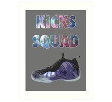 Shoe Game Art Print