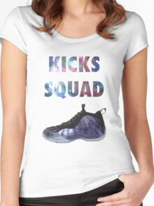 Shoe Game Women's Fitted Scoop T-Shirt