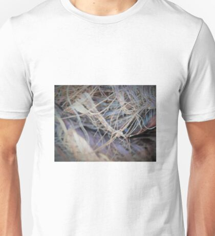 Invisible threads Unisex T-Shirt