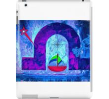 Night Sail iPad Case/Skin