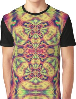FRACTAL BLOSSOM Graphic T-Shirt