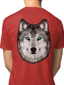 Dan Smith's Wolf hoodie Tri-blend T-Shirt