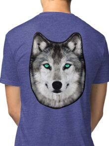 Dan Smith's Wolf hoodie Tri-blend T-Shirt