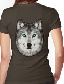 Dan Smith's Wolf hoodie Womens Fitted T-Shirt
