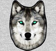 Dan Smith's Wolf hoodie Zipped Hoodie
