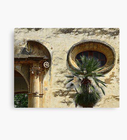 The Eye Of The Ox...................................Majorca Canvas Print