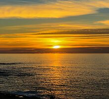 Sunset by Chris Dykes