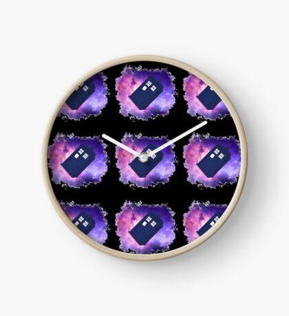 The Tardis Clock