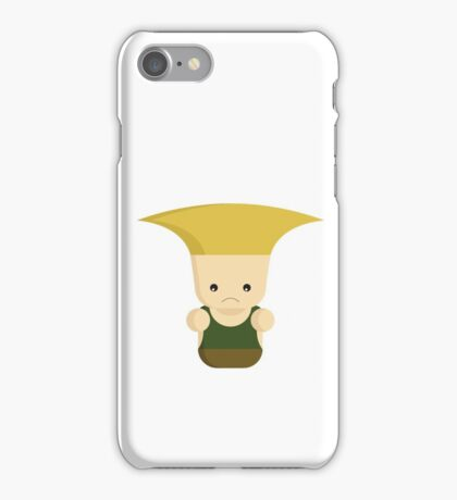 Guile - Street fighter iPhone Case/Skin
