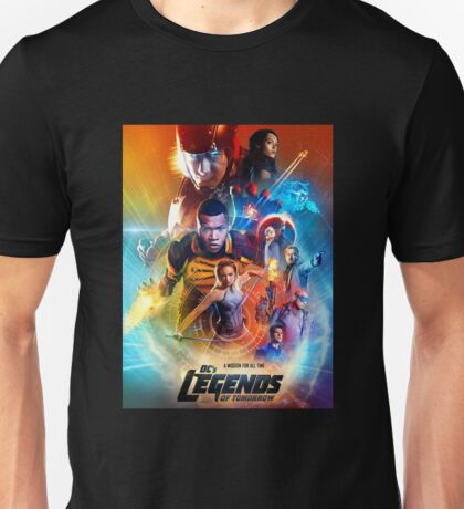 Legends of Tomorrow TV Series Unisex T-Shirt