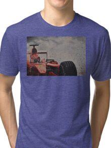 Forza Michael !!! Tri-blend T-Shirt
