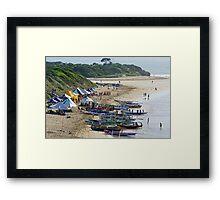 ASRL Navy Anglesea 2011 (03) Framed Print