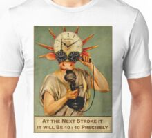 Liberty Cow 10 : 10. Unisex T-Shirt