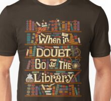 Go to the library Unisex T-Shirt