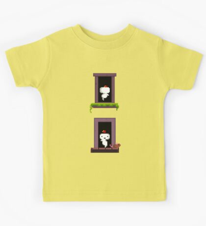 Fez - In and Out Kids Tee