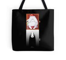 Spirited Away - No Face Tote Bag