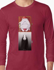Spirited Away - No Face Long Sleeve T-Shirt