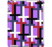 Crosses USA Colours iPad Case/Skin