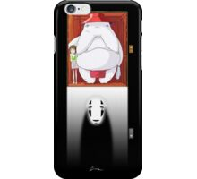 Spirited Away - No Face iPhone Case/Skin