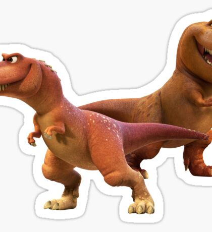 The Good Dinosaur 2015 - 7 Sticker