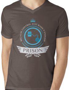 Magic the Gathering - Prison Life Mens V-Neck T-Shirt