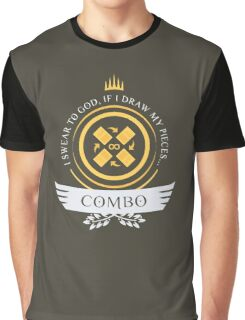 Magic The Gathering - Combo Life Graphic T-Shirt