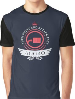 Magic The Gathering - Aggro Life Graphic T-Shirt