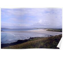 Portsalon Beach, Co Donegal Poster
