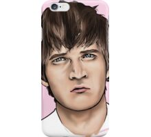 Mr. Burnham iPhone Case/Skin