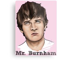 Mr. Burnham Metal Print