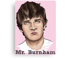 Mr. Burnham Canvas Print