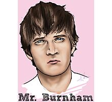 Mr. Burnham Photographic Print