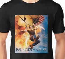 MacGyver Top Agent TV Series Unisex T-Shirt