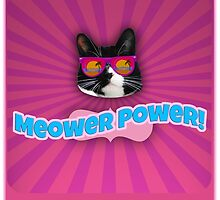 More Meower Power by mytshirtfort