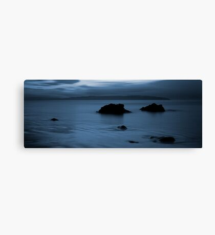 Donegal Blues Canvas Print