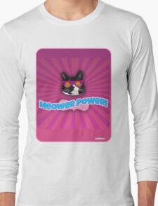 More Meower Power Long Sleeve T-Shirt
