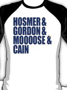Hosmer, Gordon, Moose & Cain T-Shirt