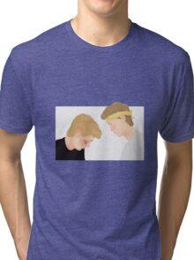 Skam, Isak and Even | Evak Illustration Tri-blend T-Shirt
