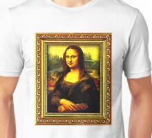 mona lisa Unisex T-Shirt